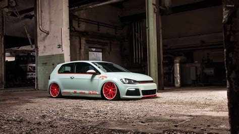 volkswagen golf mk wallpapers wallpaper cave