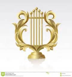 Apollo Greek God Lyre Symbol