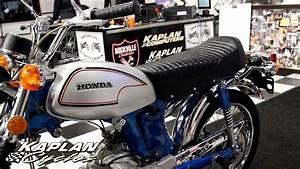 1972 Honda Cl70 Scrambler