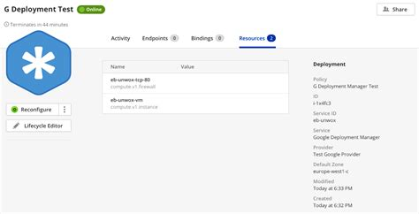 google deployment manager template boxes cloud
