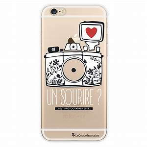 Coque Pour Iphone 6 : coque transparente un sourire pour iphone 6 ~ Teatrodelosmanantiales.com Idées de Décoration