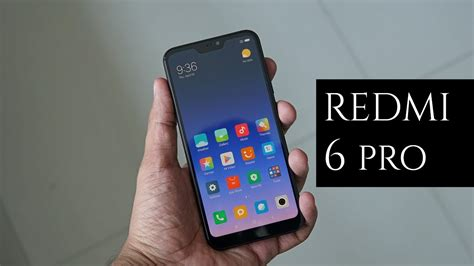 redmi 6 pro unboxing on features xiaomi mi a2