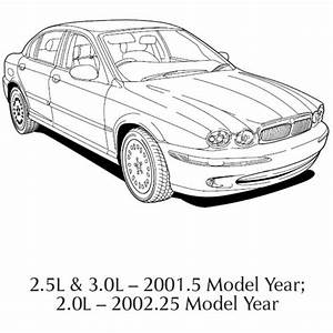 Jaguar X-type 2001  U0026 2002 - Electrical Guide