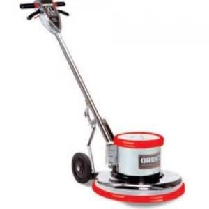 oreck floor buffer scrubber machine 15 inch electric oreck