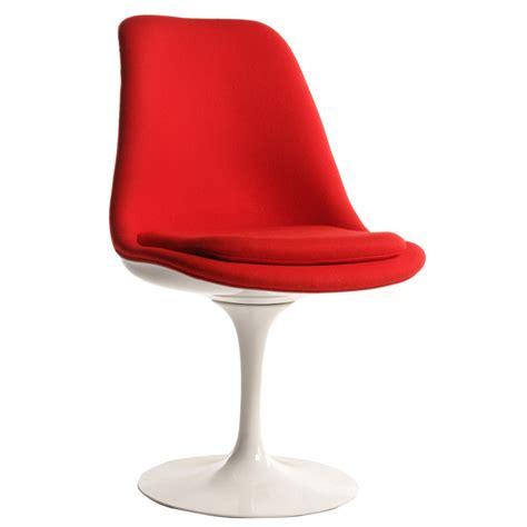 saarinen upholstered tulip chair replica eero saarinen