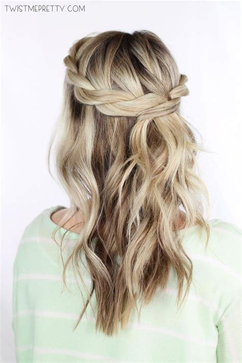 How To Do Hairstyles by Top 10 Cool Summer Hairstyles You Can Do Yourself Top
