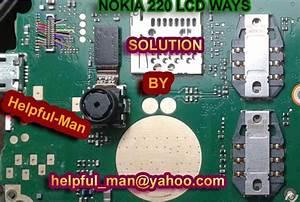 Maheshwari Mobile Repairing Centre  Nokia 220 Lcd Ways