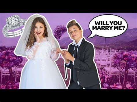 married   boyfriend  hour challenge piper rockelle youtube   married