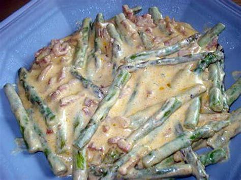 comment cuisiner les asperges vertes recettes asperges blanches en bocal