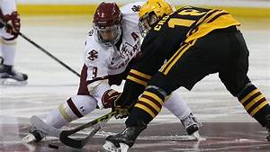 GOAL BY GOAL: BC Men's Hockey Can't Overcome Disastrous ...