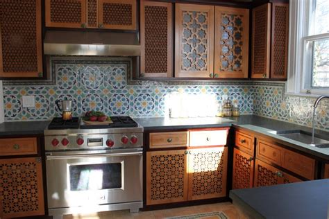 moroccan inspired kitchen design moroccan kitchen 10 fabulous tips and decorating ideas 7849