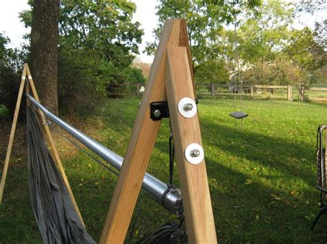 Turtledog Hammock Stand by Tom S Hiking Pages