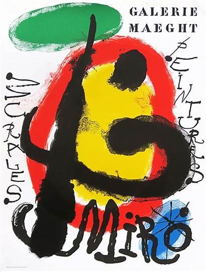 Miro Joan Peintures Murales Tag Mchampetier