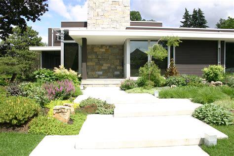 Contemporary Backyard by The Modern Landscape Rocky Dale Gardens