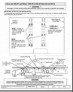 2015 Chevrolet 2500 Hd Fifth Wheel Rail Kit Recommendation
