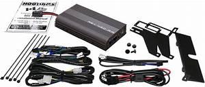 Hogtunes Rev Black 4 Channel Amplifier For 00