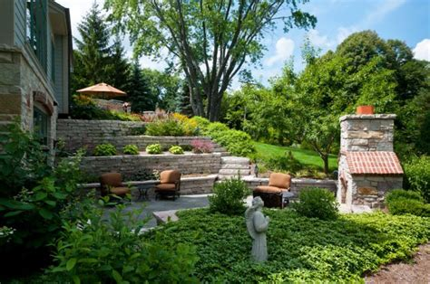 terraced yard landscape ideas 19 dramatic terraced planter ideas for creating landscaping show