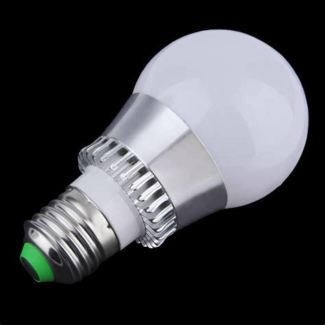 3w 5w 10w e27 e14 rgb led light color changing l bulb remote gt
