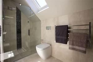 Interior Minimalist Bathroom Floor And Bathroom Wall