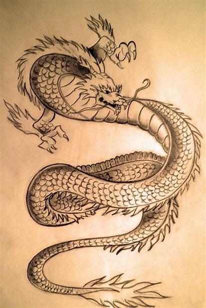 Japanese Tattoo Dragon Traditional Designs Tattoos Deviantart
