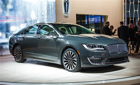 2019 Lincoln Mkz  Images  Car Preview And Rumors