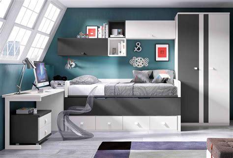 chambre moderne ado chambre ado garcon ultra moderne à personnaliser
