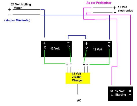 24 volt wiring diagram for trolling motor impremedia net
