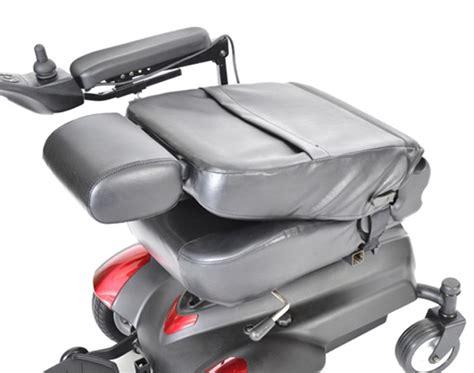 drive titan power wheelchair drive size