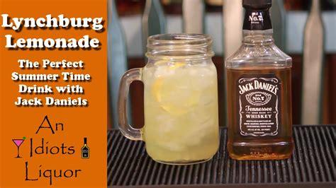 lynchburg lemonade lynchburg lemonade drink w summer time recipe