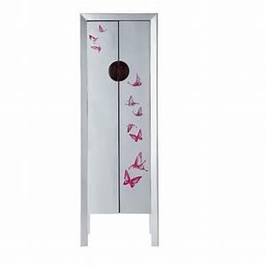 Maison Du Monde Armoire : armoire silver star maisons du monde marie claire maison ~ Melissatoandfro.com Idées de Décoration