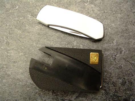 gürtelschnalle mit messer belt knife