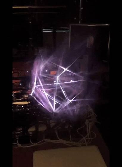 Hologram Prototype Mist