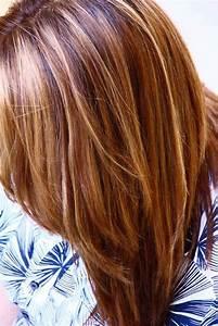 Quelle Couleur Faire Sur Des Meches Blondes : cheveux couleur caramel pour raviver sa chevelure et adoucir le visage ~ Melissatoandfro.com Idées de Décoration