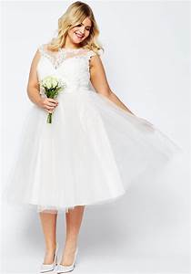 12 gorgeous plus size wedding dresses all under 500 With plus size midi dresses for weddings