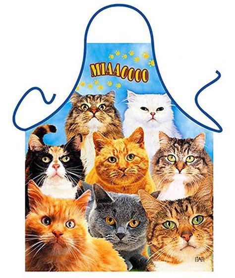 cat aprons purrfect  baking