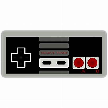 Nintendo Controller Nes Clipart Super Mario Cliparts