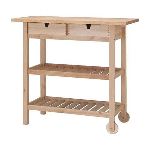 wheeled kitchen island once upon an acre ikea kitchen cart hack turning a