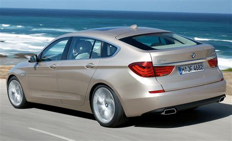 2010 Bmw 550i Gt Pricing Announced