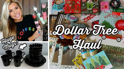 dollar tree christmas haul 2018 dollar tree haul new finds december 2018