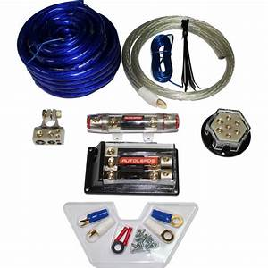 Power Series Ofc Amplifier Wiring Kit  170 Amp  2000 Watt
