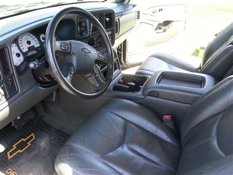 2003 Chevy Silverado Interior by 2003 Chevrolet Silverado 1500 Ss Interior Pictures