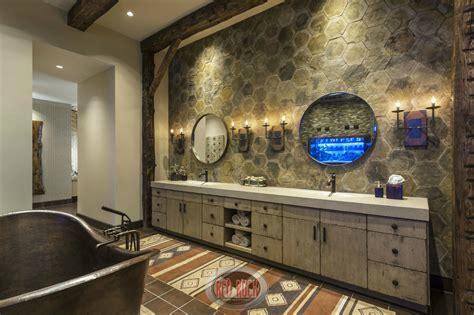 custom bathroom vanity ideas 31 custom quot jaw dropping quot rustic interior design ideas photos