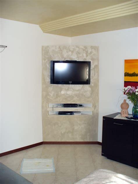 Come Fare Una Mensola In Cartongesso by Progetto Di Creazione In Cartongesso Mobile Porta Tv