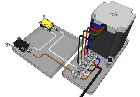 Stepper Motor Limit Switch Arduino Impremedia