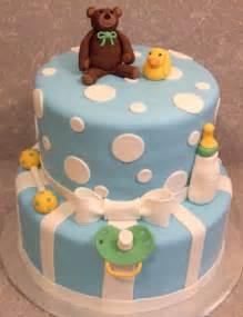 Duck Baby Shower Cake Image