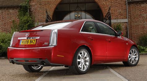 2009 Cadillac Cts Review by Cadillac Cts 2 8 V6 2009 Review Car Magazine