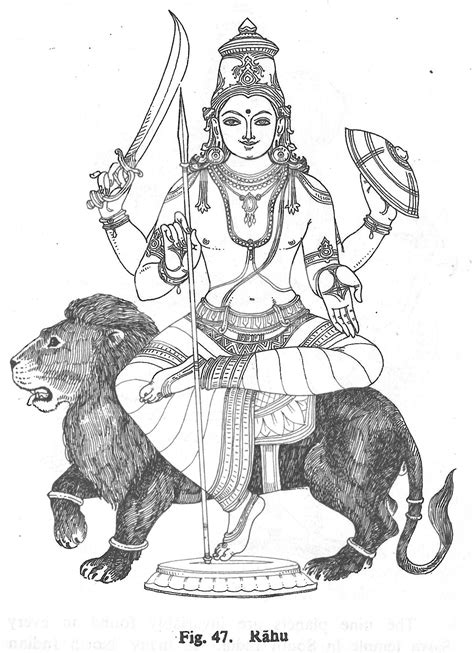 Pin by Debbie Redfern on Hindu Gods Coloring Book (With