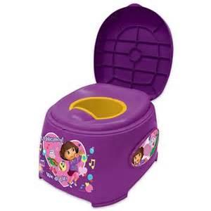 dora 3 in 1 potty trainer walmart com