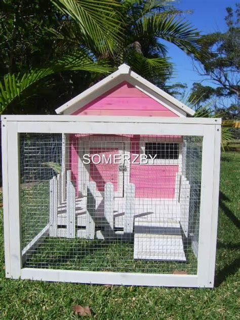 cottage rabbit hutch rabbit hutch guinea pig cage run new style somerzby