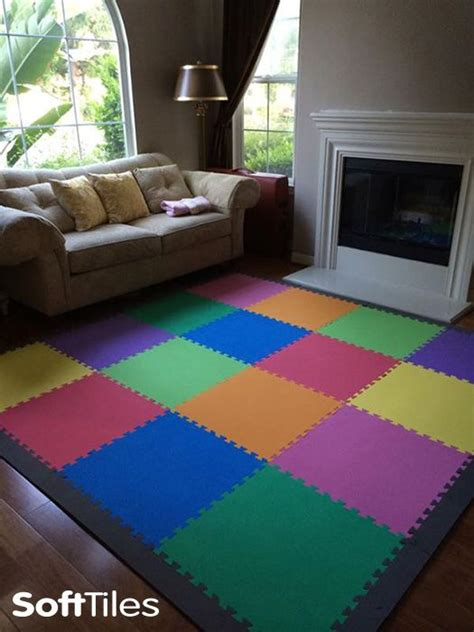 Living Room Play Mat by The World S Catalog Of Ideas